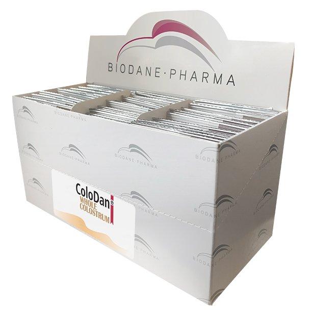 ColoDan<sup>®</sup> Whole Colostrum<br />Dosisbreve 30x10g
