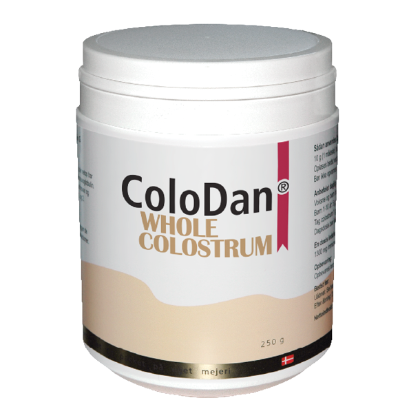 ColoDan<sup>®</sup> Whole Colostrum<br /> 250 g