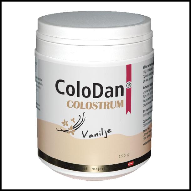 ColoDan<sup>®</sup> Colostrum Vanilje<br />250 g