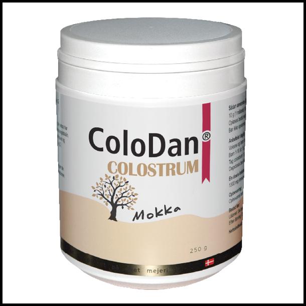 ColoDan<sup>®</sup> Colostrum Mokka<br /> 250 g