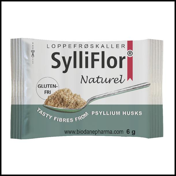 SylliFlor<sup>®</sup> Naturel<br />Vareprøve 6 g