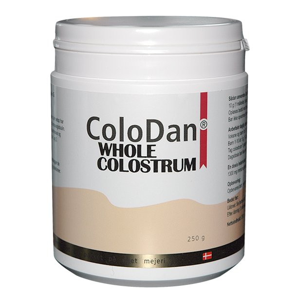 ColoDan<sup>®</sup> Whole Colostrum<br />250 g