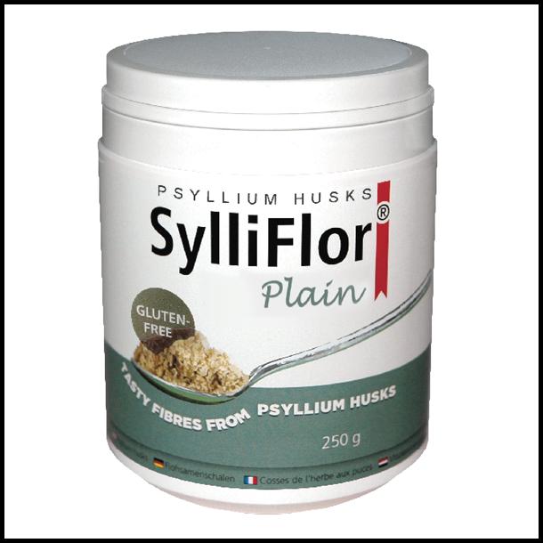 SylliFlor<sup>®</sup> Psyllium Husks<br />Plain<br />Single pack 250 g