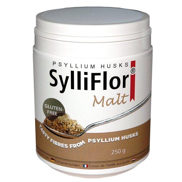 SylliFlor Psyllium Husks<br />Malt<br />Single pack 250 g