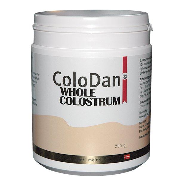 ColoDan<sup>®</sup> Whole Colostrum<br />250 g