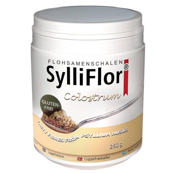 SylliFlor Flohsamenschalen<br />Colostrum<br />250 g