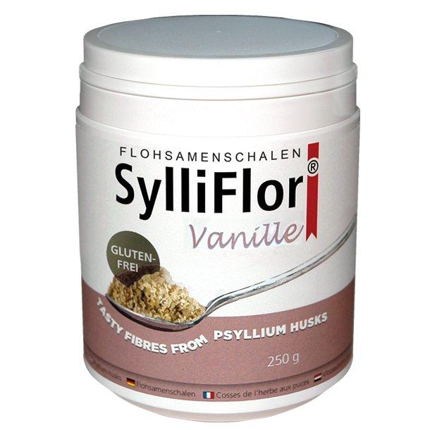 SylliFlor Flohsamenschalen<br />Vanille<br />250 g